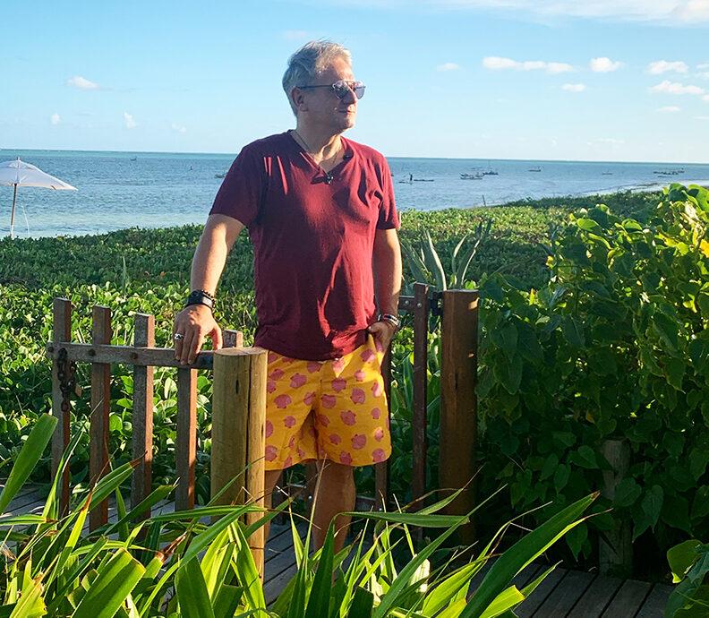 Oceanic Beach Wear, de Alagoas pra minha vida